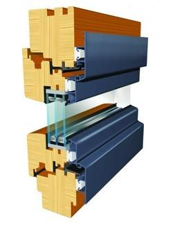 Holz Aluminium EKO